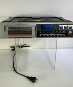 GE Radio General Electric Under Cabinet Cassette Tape player 7-4265A