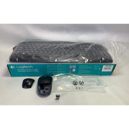 Logitech MK320 Wireless Desktop Keyboard and Mouse Combo