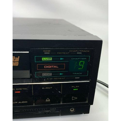 Pioneer CLD-909 LaserDisc LD/CD Player