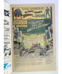 DC Comics Presents # 6 Superman and Green LanternComic – February 1, 1979 Volume 1, 0709893216