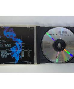Dire Straits - Love Over Gold ( CD, 1982)07599237282