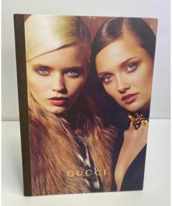 Gucci Women's Fall Collection 2012 Catalog GG Monogram