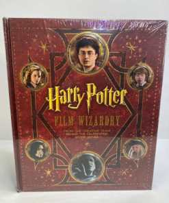 Harry Potter Film Wizardry by Brian Sibley 9780061997815