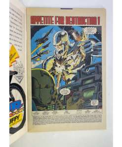IRON MAN #300 featuring War Machine Marvel Comic 759606024544