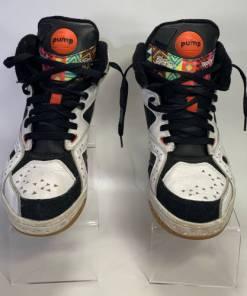 Reebok Pump Blacktop Battleground Tribal Aztec Sneakers