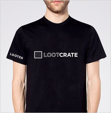 Save 10% Off + Get a FREE Loot Crate T-Shirt with New 12 Month ...