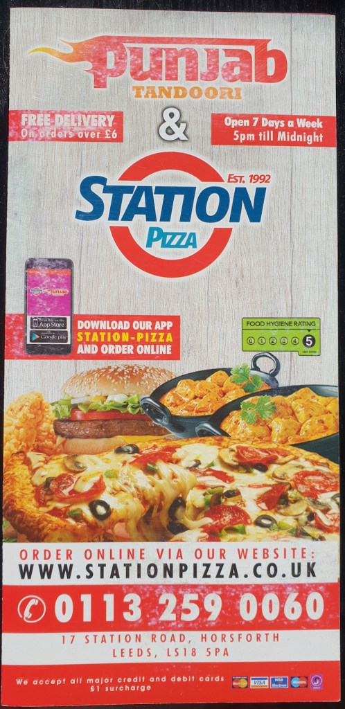 station pizza horsforth