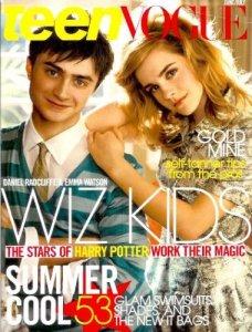 Teen Vouge Magzine 2007