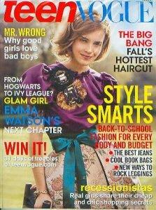 Teen Vogue Magzine 2009