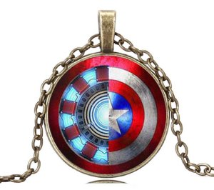 Civil War necklace