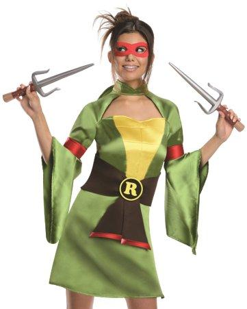 Nikelodeon costume