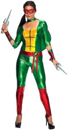 Raphael women costume