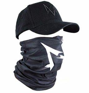 Watch Dogs Face Mask Cap Set