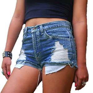 cut-off-ripped-jean-shorts