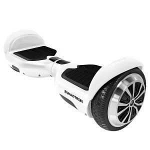 electric-self-balancing-scooter-white