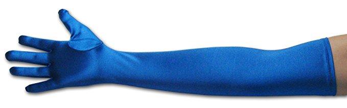 blue-glove