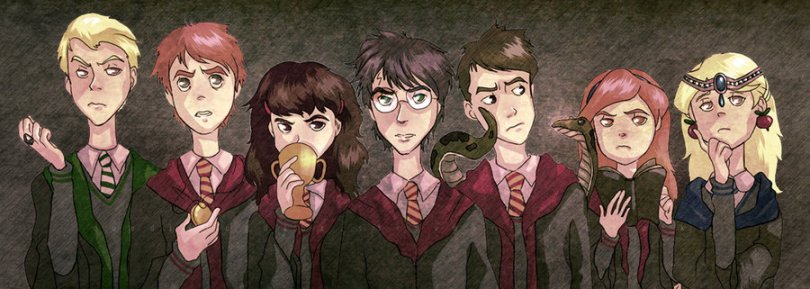 FIND HARRY POTTER WITH 7 HORCRUX OF VOLDEMORT!!! - FIND YOUR