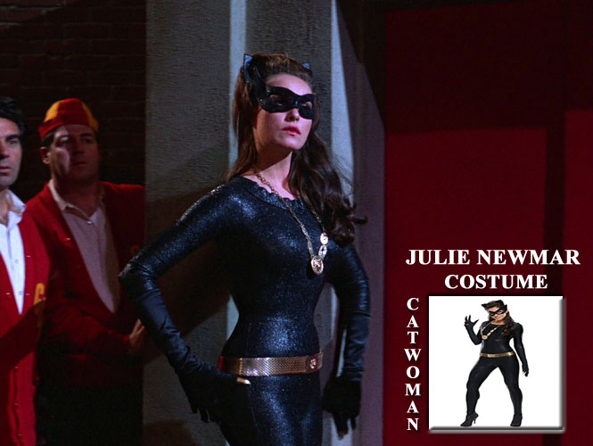 Julie Newmar Catwoman Costume Find Your Future