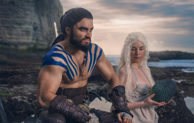Game of thrones ost daenerys and khal drogo
