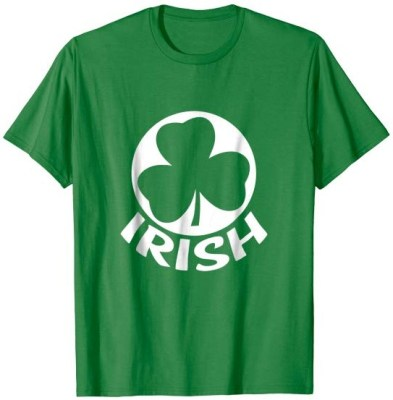 4257649d8 St Patrick's Day Green clothes are the theme color of the occasion  therefore we select this tee form the St Patrick's Day clothing store.
