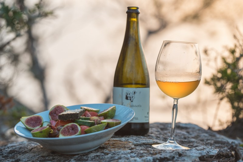 Slow Travel Organic Wines Picnic with Godai Escapes in Ibiza for ELSEWHERE