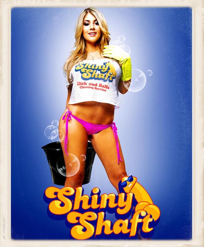 promo image Shiny Shaft movie