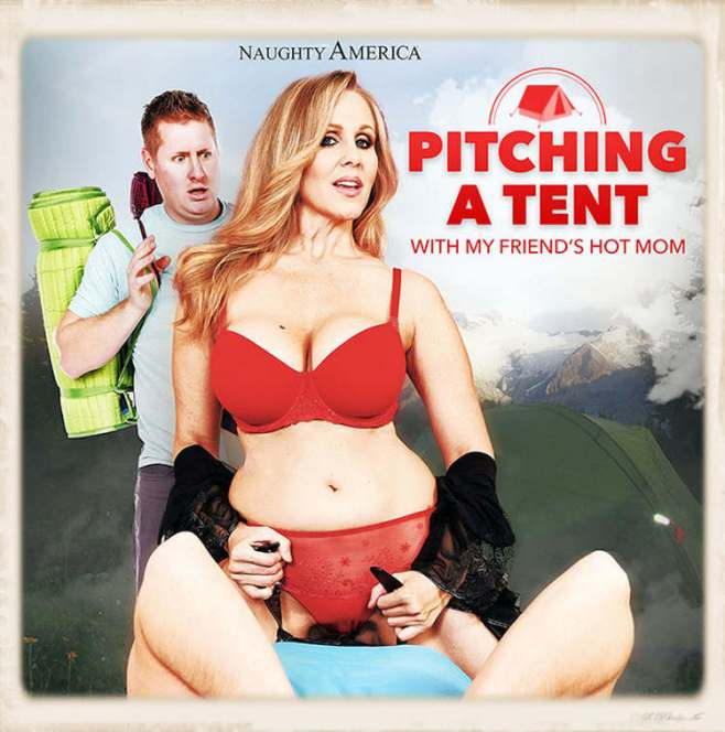header image Pitching A Tent with Julia Ann