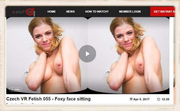 Chrissy FOx header