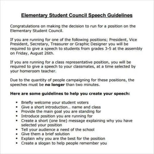 Salutatorian Speech Example 5.