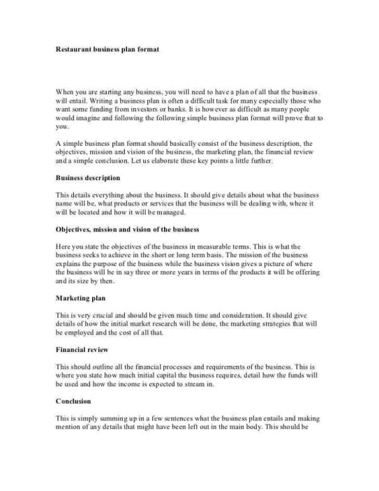 business proposal template 8.