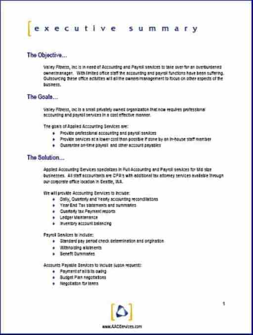 business proposal template 9.