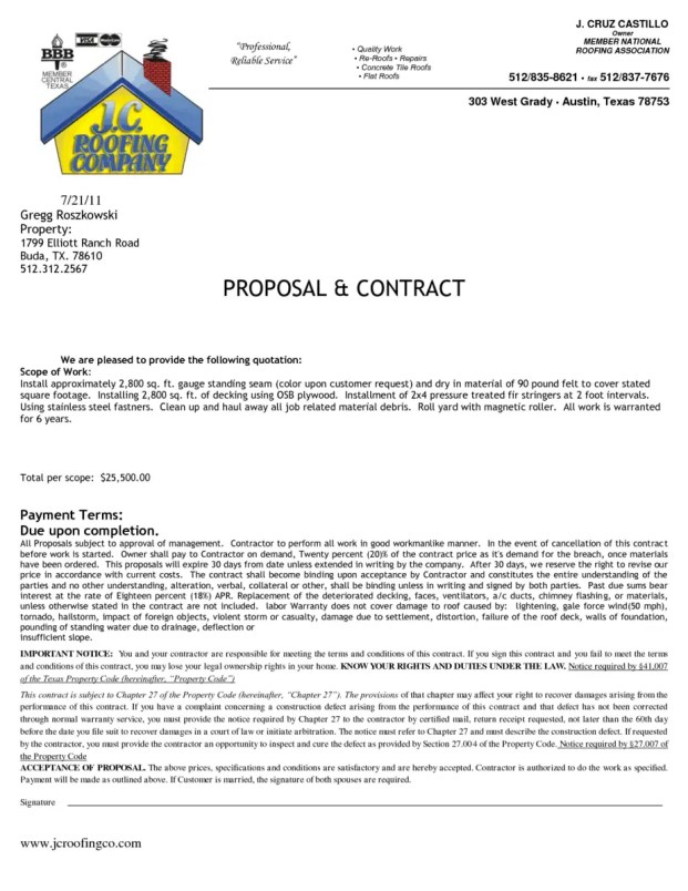 roofing contract template 1.
