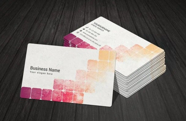 business card template 9.