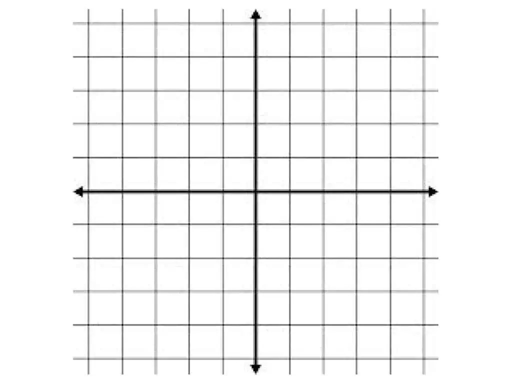 Graph Paper Template Word 1