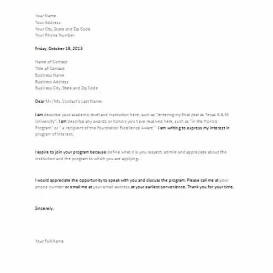 letter of intent template 2 letter of intent templates find word templates 1405