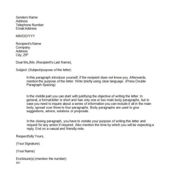 professional-letter-template-4