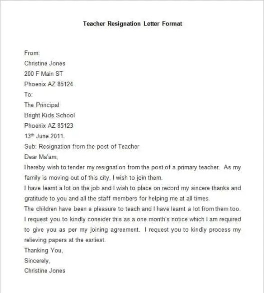 resignation-letter-format-1
