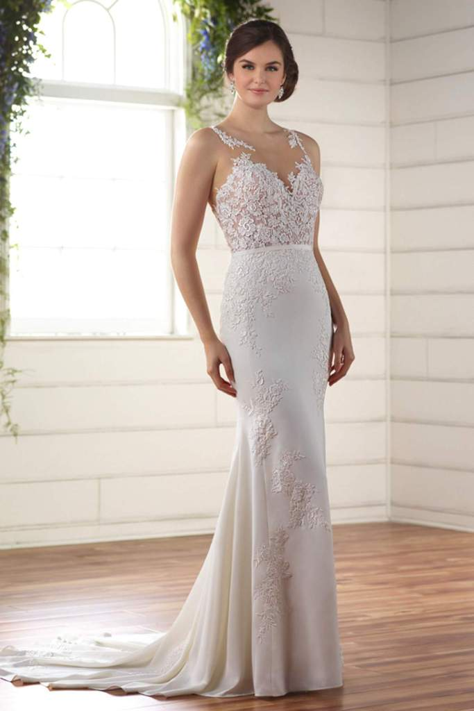 Style D2215 by Essense of Australia - Find Your Dream Dress