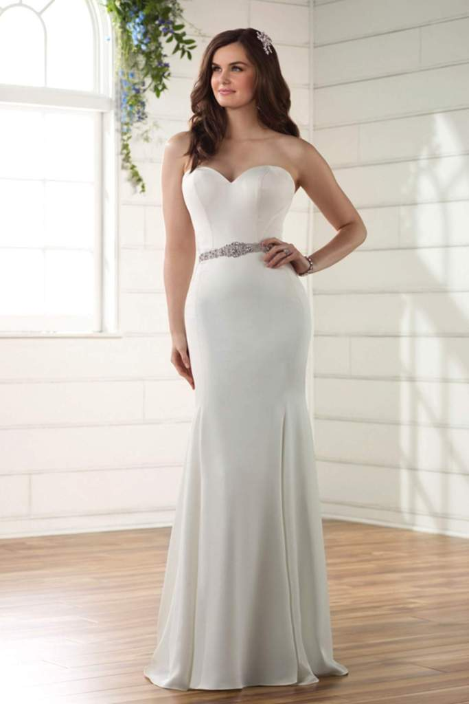 Style D2256 by Essense of Australia - Find Your Dream Dress