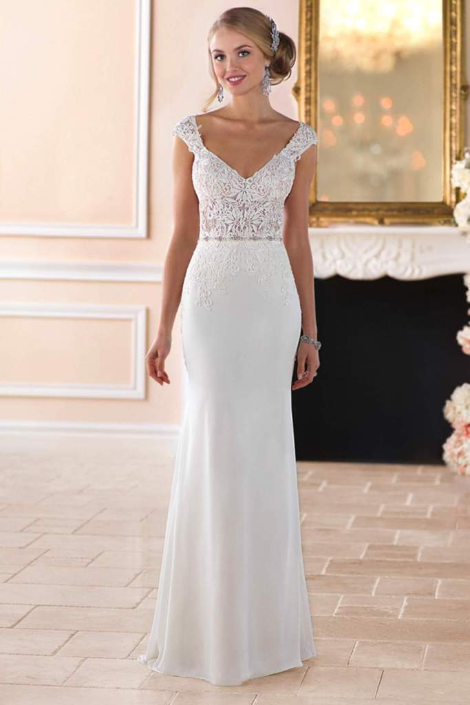 Style 6366 by Stella York - Find Your Dream Dress