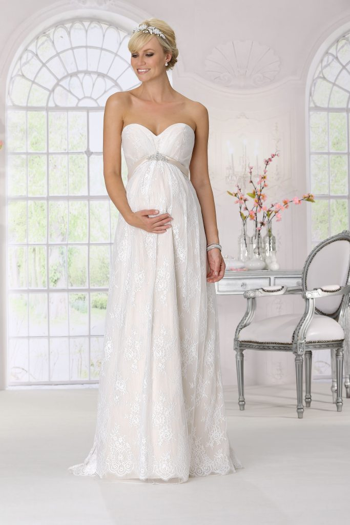 How to pick a maternity wedding dress - Find Your Dream Dress