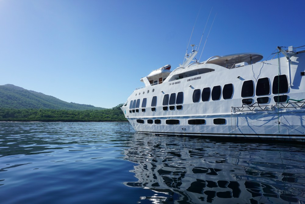 Galapagos Luxury Charter Boat The Majestic