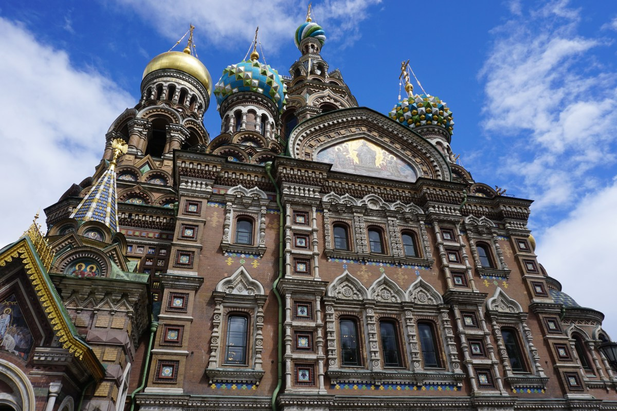 Top 5 Must-Do's in St. Petersburg, Russia
