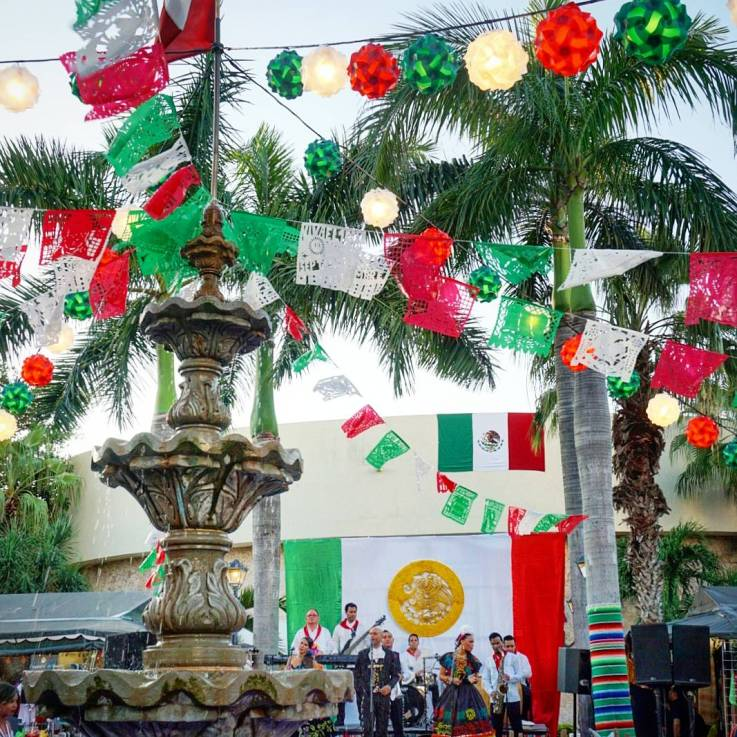 Mexican Independence Day At Barcelo Maya Grand Resort