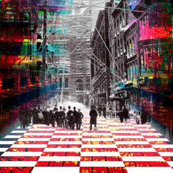 Digital Artist History Inspired
