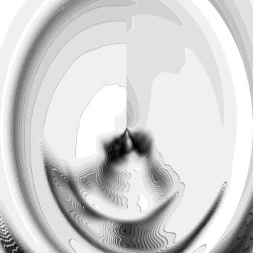 Digital Art Cutout Portrait Art