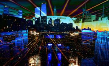 Art City Cityscape