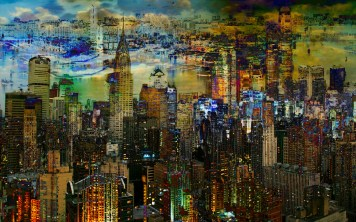Digital City Art