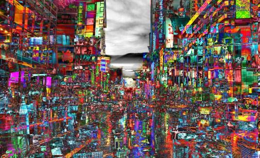 Prints City Art