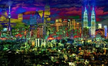 Art Prints City Series